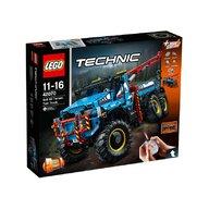 LEGO - Camion de remorcare 6x6