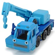 Dickie Toys - Camion Bob Constructorul Action Team Lofty