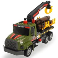 Dickie Toys - Camion forestier Air Pump Forester