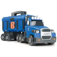 Smoby - Camion Bob Constructorul Two Tons cu sunete si lumini
