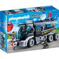 Playmobil - Camionul echipei Swat