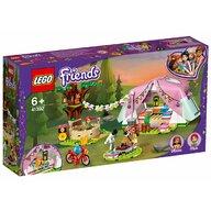 Set de joaca Camping luxos in natura LEGO® Friends