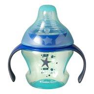 Tommee Tippee - Cana de tranzitie, 150 ml, 4-7 luni, Albastru