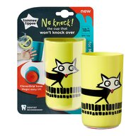 Tommee Tippee - Cana No Knock Mare, ONL, 300 ml, 12 luni+, Vulpe galbena