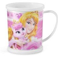 Lulabi - Cana plastic Princess Pets 300ml, Roz