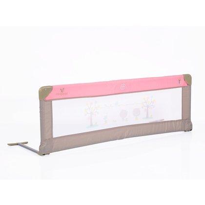 Cangaroo - Bariera pentru patut copii 130 cm Roz
