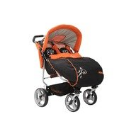 Cangaroo Carucior Gemeni  Twins Orange