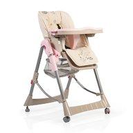 Cangaroo - Scaunul de masa pentru copii Cookie Roz