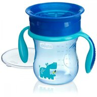 Chicco - Canuta  360 Perfect Cup, Boy, 12luni+