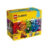 LEGO - Caramidute in miscare