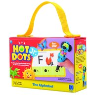 Learning Resources - Carduri Junior Hot dots Alfabetul