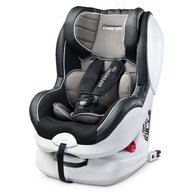 Caretero - Defender+ Isofix 0-18 Kg Graphite