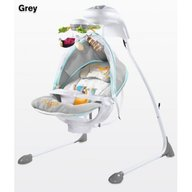Caretero Leagan electric Bugies GREY