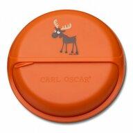 Carl Oscar - Caserola compartimentata BentoDisc, Orange