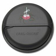 Carl Oscar - Caserola compartimentata SnackDisc, Gri