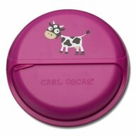 Carl Oscar - Caserola compartimentata SnackDisc, Mov