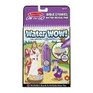 Melissa and Doug carnet de colorat apa magica cu povesti din Biblie