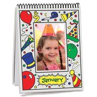 Melissa and Doug carnet de colorat lunile anului