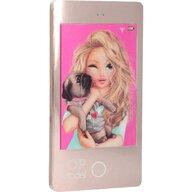 Depesche - Carnetel in forma de telefon mobil Top Model, Candy