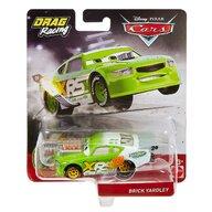 Mattel - Masinuta XRS de curse , Disney Cars , Metalica, Personajul Brick Yardley