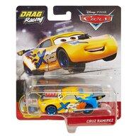Mattel - Masinuta XRS de curse , Disney Cars , Metalica, Personajul Cruz Ramirez