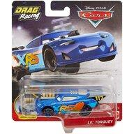 Mattel - Masinuta XRS de curse , Disney Cars , Metalica, Personajul Lil Torque