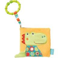 Fehn - Carte din plus pentru bebelusi Crocodil