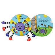 K's Kids - Carticica textila Itsy Bitsy Spider