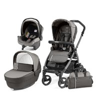 Peg Perego - Carucior 3 in 1, Book Plus 51 S Black Class