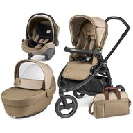 Peg Perego - Carucior 3 in 1, Book Scout Matt Black Class