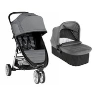 Baby Jogger - Carucior City Mini 2, sistem 2 in 1, Slate