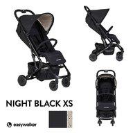 Easywalker - Carucior Buggy XS Night Black
