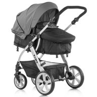 Chipolino - Carucior Fama 2 in 1 Grey
