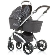 Chipolino - Carucior Malta 3 in 1 Granite grey