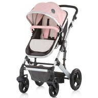 Chipolino - Carucior Terra 2 in 1, Rose Pink