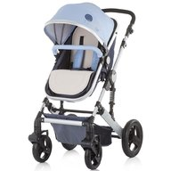 Chipolino - Carucior Terra 2 in 1, Sky Blue
