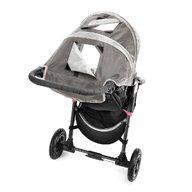 Baby Jogger - Carucior City Mini GT, Steel Gray Sand