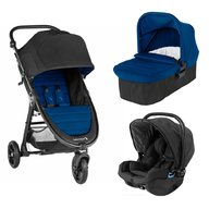 Baby Jogger - Carucior City Mini GT2, sistem 3 in 1, Mystic