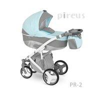 Camarelo - Carucior copii 2 in 1 Pireus Pr-2, Albastru