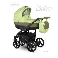 Camarelo - Carucior copii 3 in 1 Baleo 2019 Ba-4, Verde