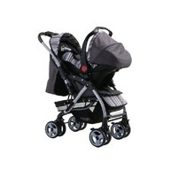 MyKids - Carucior copii 3 in 1 Carello Royal M8 Stripes