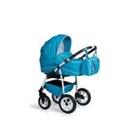 MyKids Carucior copii 3 in 1  Germany Blue Deschis