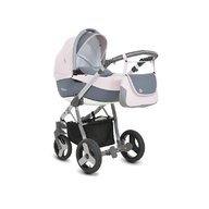 Carucior Copii 3 In 1 MyKids Mommy Roz