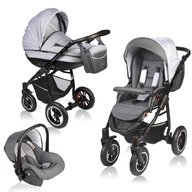 Vessanti - Carucior Crooner 3 in 1 , Gray