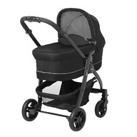 Graco - Carucior Evo II 2 in 1 Black, Grey