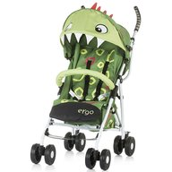 Chipolino - Carucior sport Ergo Green baby dragon