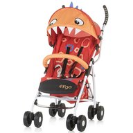 Chipolino - Carucior sport Ergo Red baby dragon