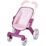 Smoby - Carucior sport pentru papusi Baby Nurse Pop