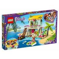 Set de joaca Casa de pe plaja LEGO® Friends, pcs  444