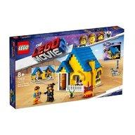 Lego - Casa de vis a lui Emmet,  Racheta de salvare!